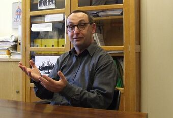 Pierre Lannoy – Sociologue ULB #1