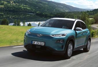 Hyundai rappelle ses Kona Electric sur le marché européen. #1