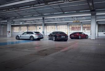 Porsche propose désormais aussi la Panamera Turbo S E-Hybrid #1