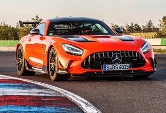 Nieuw Ringrecord voor de Mercedes-AMG GT Black Series? #1