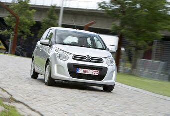 PSA: Citroën C1 en Peugeot 108 krijgen geen opvolger #1