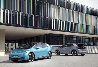 5 étoiles pour la VW ID.3 au crash-test Euro NCAP #1