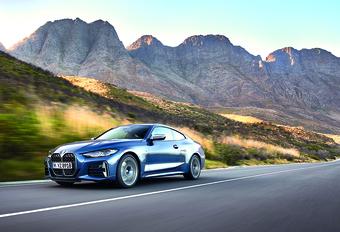 BMW Série 4 Coupé : Technologies 2.0 #1