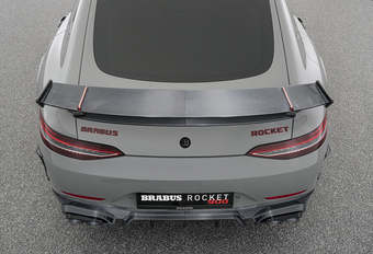 Brabus Rocket is waanzinnige Mercedes-AMG GT 63S 4-Door Coupé  #1