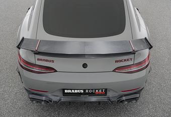 Brabus Rocket is waanzinnige Mercedes-AMG GT 63S 4-Door Coupé  #1