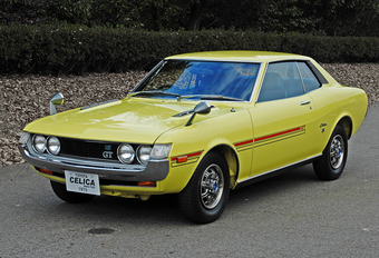 Toyota Celica, 50 ans déjà ! #1