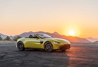 Aston Martin gaat EV's maken op Mercedes-basis #1