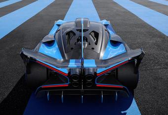 Bugatti Bolide: redéfinir la performance automobile  #1