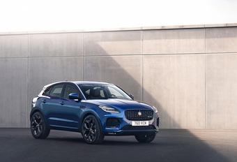 Jaguar E-Pace krijgt nieuw gezicht en plug-in hybride #1