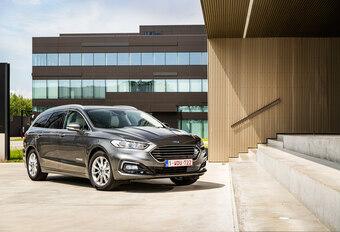 Ford Mondeo: geen benzine, wel diesel #1