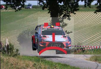 Ypres n'accueillera pas le WRC en 2020