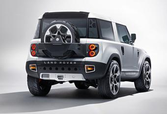 Gerucht: Land Rover komt met baby-Defender #1