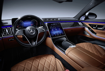 'Mercedes ziet af van autonoom rijden' #1