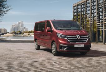 Renault Trafic haalt nieuwe neus en interieur #1