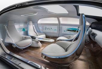 Mercedes geeft autonome auto op #1