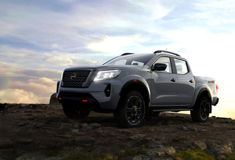 Nissan Navara, lifting sans risque #1