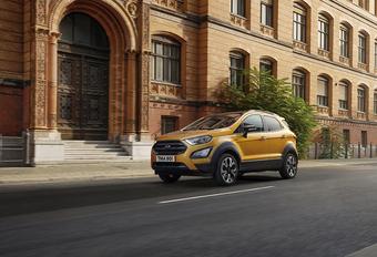 Ford EcoSport également en version Active #1