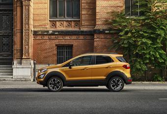 Ford kijkt uit naar post-corona met EcoSport Active #1