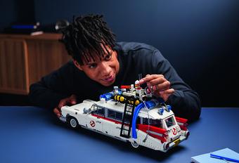 Lego Ghostbusters Ecto-1 is ideaal voor de feestdagen #1