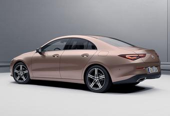 Mercedes A-Klasse-familie krijgt grotere instapdiesel #1
