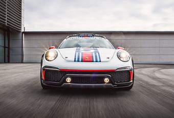 Porsche révèle des études de design secrètes - Part 1/3 #1