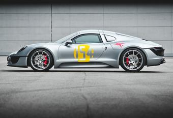 Porsche révèle des études de design secrètes - Part 2/3 #1