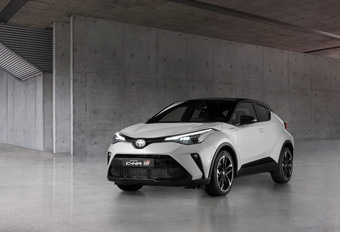 Toyota propose la C-HR en finition GR Sport #1