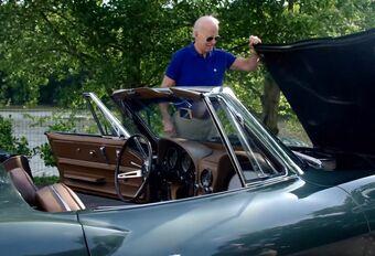 Joe Biden, petrolhead & president #1