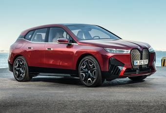 BMW onthult de elektrische iX, productie volgt in 2021 #1