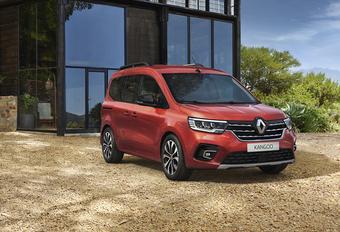 Renault renouvelle le Kangoo et l'Express #1