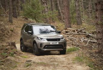 Nouveau Land Rover Discovery : évolution douce #1