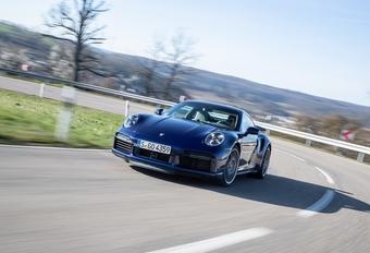 Porsche : pas de 911 électrique #1
