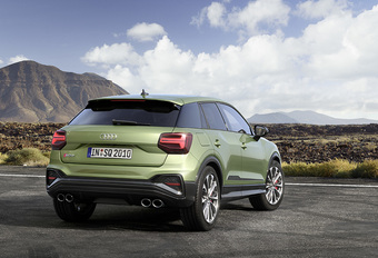 Audi vernieuwt de SQ2 #1
