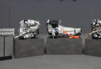 Mazda : un 6 en ligne pour la prochaine 6  #1