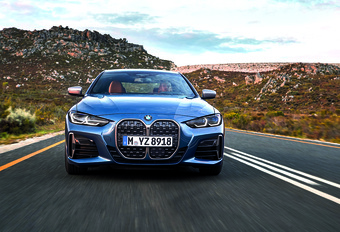 BMW Série 4 Coupé  : Dans la lignée #1