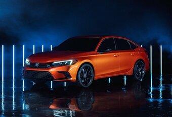 Honda Civic Concept : plus consensuelle #1