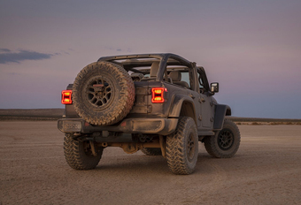 Jeep Wrangler Rubicon 392 krijgt 6,4 liter-V8 #1