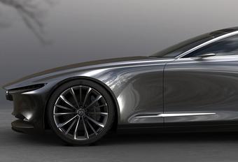 Mazda 6 krijgt 6-in-lijn en rwd, plug-inhybride versie volgt #1