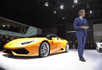 Winkelmann devient le PDG de Lamborghini et Bugatti #1