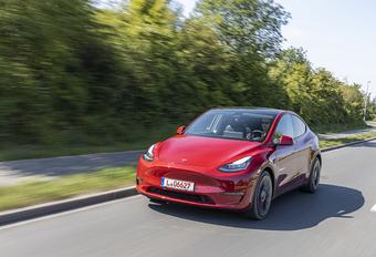Tesla Model Y : cancre en fiabilité #1