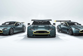 Aston Martin Legacy Collection verenigt speciale racers #1