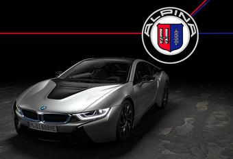 Het spijtige verhaal achter de BMW-Alpina i8 #1