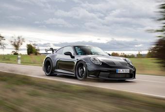 Porsche onthult de specs van de 911 GT3 (992) #1