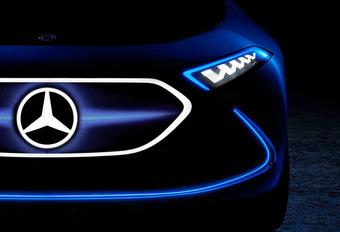 De nieuwe Mercedes-modellen voor 2021/2022 #1