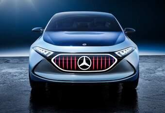 Mercedes, 6 nouveautés en deux ans #1