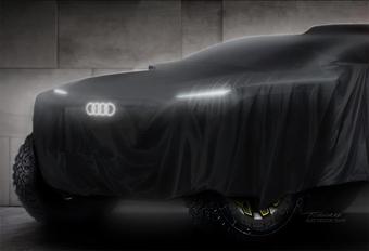 Officieel: Audi ruilt Formule E voor Dakar + comeback 24 Uur Le Mans #1