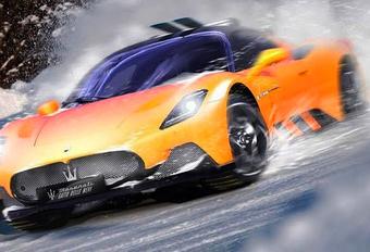 Maserati experimenteert met crazy crossover #1