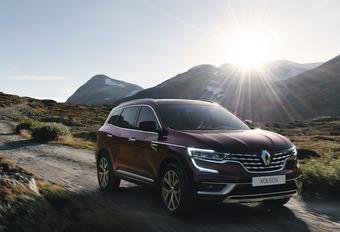 Officieel: facelift Renault Koleos houdt het eenvoudig #1