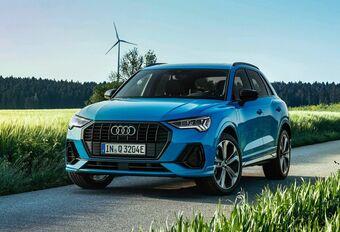Audi Q3 nu ook als plug-in 45 TFSI e #1