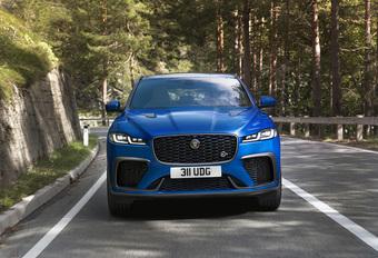 Jaguar F-Pace SVR : un tas de petites améliorations #1